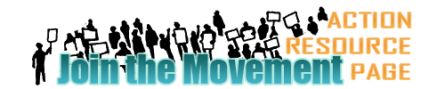 join the movement - action resource page