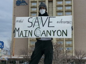 Save Main Canyon