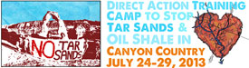 Canyon Country Training Camp July 24-29, 2013